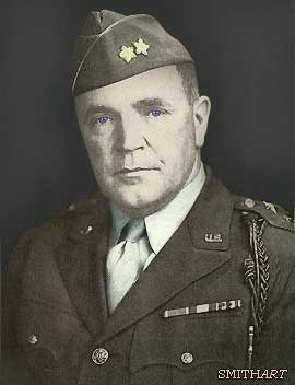 Blue Devils-88th Infantry Division-Major General Paul W. Kendall-Commanding General-September 1944-July 1945