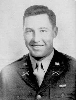 Captain Robert E. Roeder  Medal of Honor recepient - 350th Infantry Regiment 88th Infantry Division Blue Devils